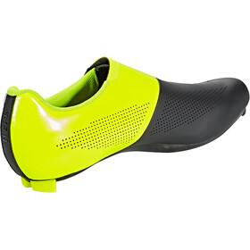 Fizik Aria R3 Zapatillas Racing Bike, black/yellow fluo